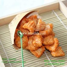 hot fried snacks food--sesame cracker