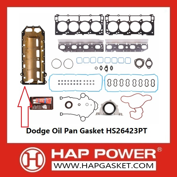 Dodge Oil Pan Gasket HS26423PT'