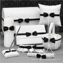 Colección romántica refinada Juego completo para ceremonia de boda favorece la decoración de la boda del partido