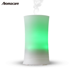 China Manufacturer Aromacare 7 Colorful LED Lamps 100ml Oil Diffuser Wholesale
