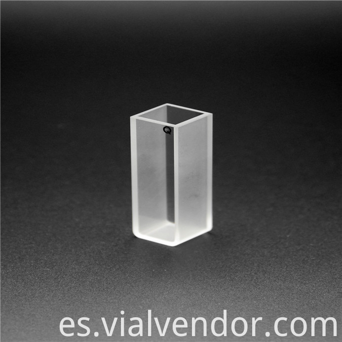 Standard glass Cuvette