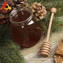 Healthy dark amber Chinese date honey