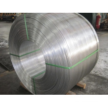 aluminum wire rod for electrical purpose