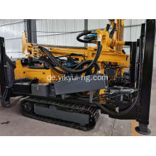 350 m Rockdrill Crawler Hydraulic Water Well Drilling Rig