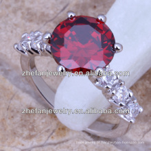 anel de pedra artificial de moda muito barato jóias de arroz