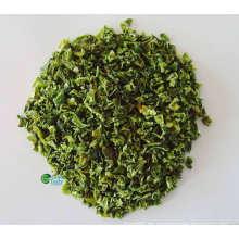 Dehydrierte grüne Paprika-Qualität