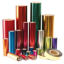 Wholesale Laser Hot Stamping Foil Base Metalized Film