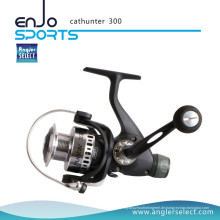 Angler Wählen Sie neue Spinning / Fixed Spool Fishing Reel Fishing Tackle (Katze Jäger 300)