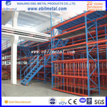 Widely Use in Factory & Warehouse High Quality Multi-Tier Racking