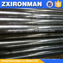 Tubos de caldeira de aço-carbono sem costura trefilado a frio de ASTM A192