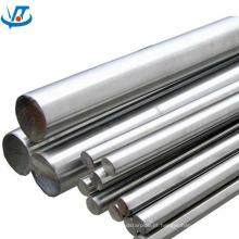 AISI201 304 316L 904L barra de aço inoxidável sólido / barra de aço redonda
