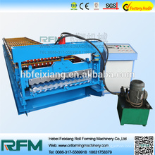 Ali-express Feixiang corrugated roll forming machine