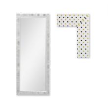 Miroir pour vitre en verre PS pour décoration intérieure