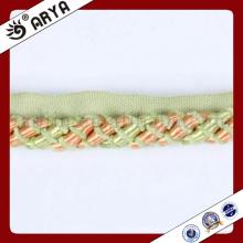 Schönes und neues Design Dekoratives Seil für Sofa Dekoration oder Zuhause Dekoration Zubehör, dekorative Schnur, 6mm