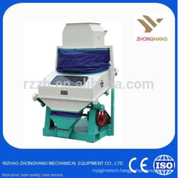 TQSX vertical rice milling machine for suction type destoner