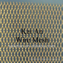 expanded copper mesh screens