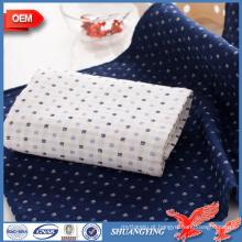 amantes presente algodão gaze pano polka dot toalhas de rosto Se você quiser personalizar nossos produtos, ou tem alguma dúvida sobre as toalhas, não hesite em contactar-nos!