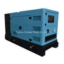 60Hz 40kw 50kVA Silent Diesel Generator with Lovol