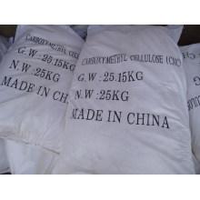 Catégorie de perçage d'huile de cellulose carboxyméthylique de sodium de basse et de haute viscosité
