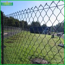 Low cost good quality diamond mesh fence