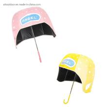 Customized New Invention Kid Umbrella Helmet Umbrella