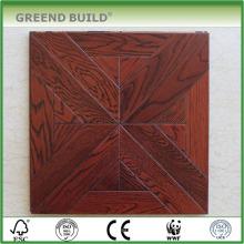 Oak parquet floor china supplier