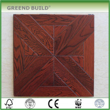 Oak parquet floor china supplier