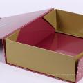 Изготовленный на заказ упаковывая коробка магнитным закрытием щитка картона