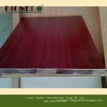 Contreplaqué de mélamine pour la fabrication de meubles