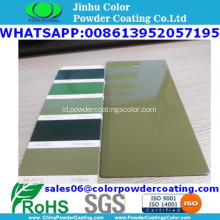 Penggunaan interior Epoxy-Polyester Hybrid Powder Coating