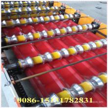 Dx Popular Trapezoidal Roof Sheet Making Machine