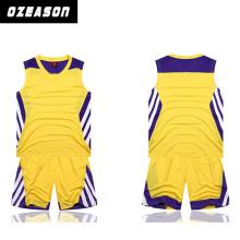 Ozeason High Quality Custom Design Basketball Jersey Uniform