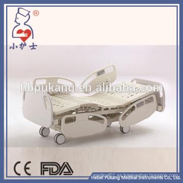 Cama de hospital de tres funciones con CE aprobado por la FDA