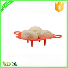 Vapor de venda quente de alta qualidade do alimento do silicone da microonda
