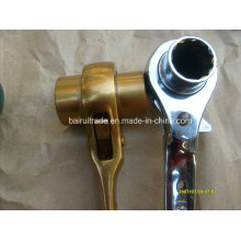 Good Quality Combination Ratchet Wrench for Made in China