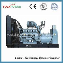 430kw/537.5kVA Open Diesel Generator by Perkins Engine Power Electric Generator Diesel Generating Power Generation