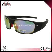 Gafas de sol del deporte de la marca de fábrica del precio de fábrica de la alta calidad