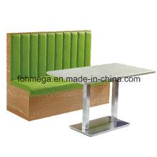 Modernes Design Cutomized Restaurant Stand und Tisch (FOH-CBCK17)