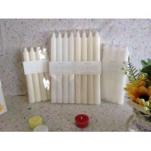 Weiße Kerzenhalter Kerzenhalter Kerze