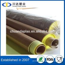 Low price fabric roll high temperature PTFE teflon tape in PTFE fiberglass cloth                                                                         Quality Choice