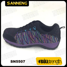 Women Casual Work Shoe with Composite Toe and Lighter Outsole (SN5507)
