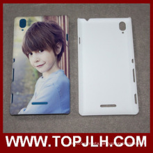 Matte and Glossy Custom Printe Sublimation Phone Case for Sony Xperia T3