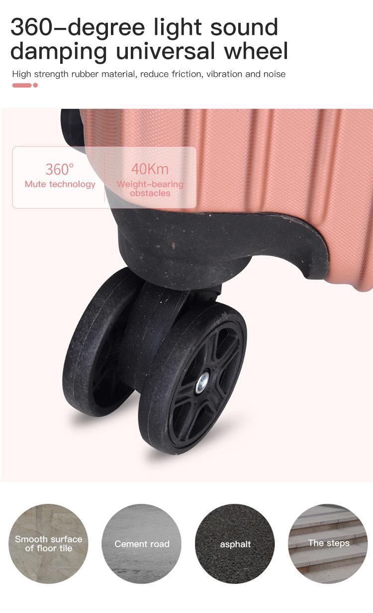 Hard Shell Wheels