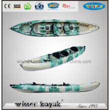 4.5 Mtrs Trio Sit on Top Fishing Kayak