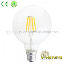 5W B22 G125 Dim LED Filament Bulb