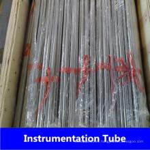 Tubo para instrumentos de acero inoxidable ASTM A269 1.4301