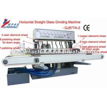 Máquina de acristalamiento de baldosas de terrazo YMA422 con 8 ruedas