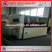 Máquina de escovação de produtos WPC / máquina de costura de plástico de madeira