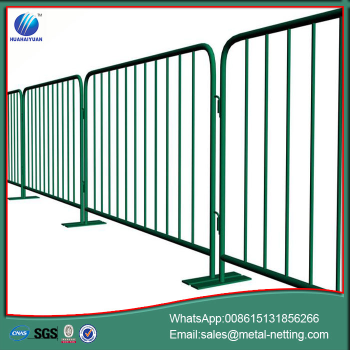 Mobile Pipe Barrier