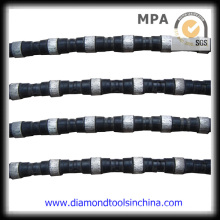 Diamond Wire Saw Cutting Marble Granite Limestones